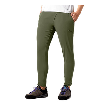 Mountain Hardwear DYNAMA ANKLE - Pants - Women's - light army