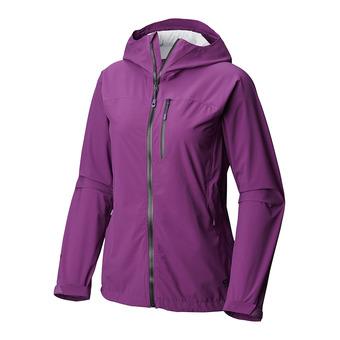 Mountain Hardwear STRETCH OZONIC - Chaqueta mujer cosmos purple