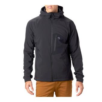 Mountain Hardwear KEELE - Veste Homme black
