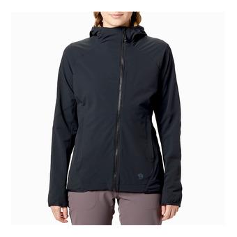 Mountain Hardwear CHOCKSTONE - Veste Femme black