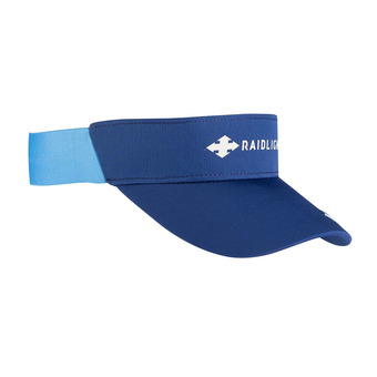 Raidlight R-SUN - Visiera blu scuro/blu