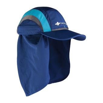 Raidlight SAHARA - Cappellino blu scuro/blu