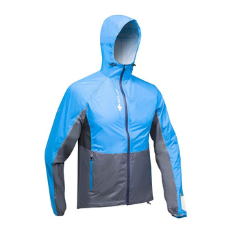 Raidlight TOP EXTREME MP + - Chaqueta hombre azul/gris
