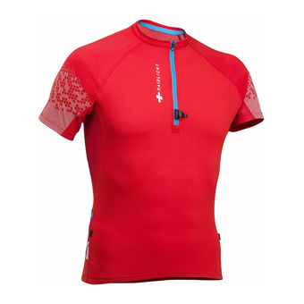 Raidlight PERFORMER - Maillot Homme rouge