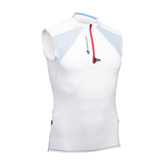 Raidlight PERFORMER - Camiseta hombre blanco