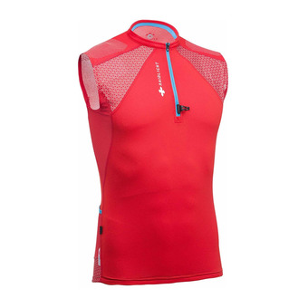 Raidlight PERFORMER - Camiseta hombre rojo