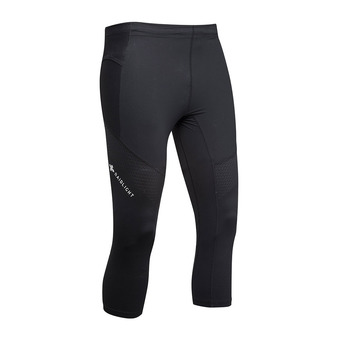Raidlight TRAIL RAIDER - Collant 3/4 Homme noir