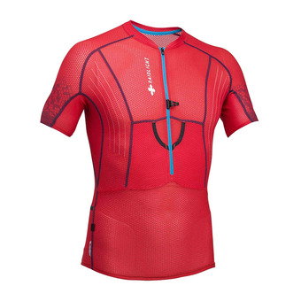 Raidlight XP FIT 3D - Maillot Homme rouge