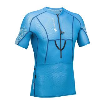Camiseta hombre XP FIT 3D azul