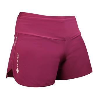 RaidLight ACTIV RUN - Shorts - Women's - garnet