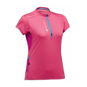 Camiseta mujer PERFORMER rosa