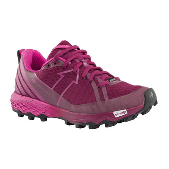 Raidlight RESPONSIV DYNAMIC - Chaussures trail Femme rose/pourpre