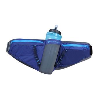 Cinturón de hidratación hombre ACTIV 800 azul oscuro/gris