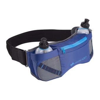 Raidlight ACTIV DUAL 300 - Cinturón de hidratación hombre dark blue/grey