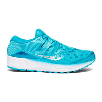 Saucony RIDE ISO - Zapatillas de running mujer azul