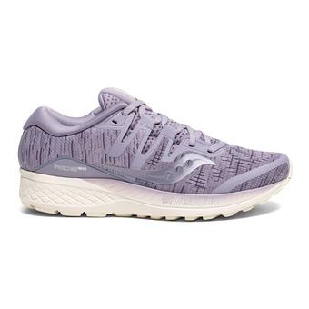 Saucony RIDE ISO - Zapatillas de running mujer violeta