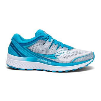 Chaussures running femme GUIDE ISO 2 bleu