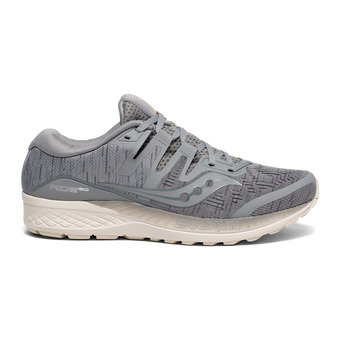 Saucony RIDE ISO - Chaussures running Homme gris