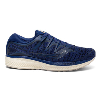 Saucony TRIUMPH ISO 5 - Chaussures running Homme bleu marine