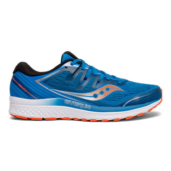 Chaussures running homme GUIDE ISO 2 bleu/orange