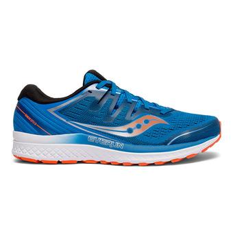 Saucony GUIDE ISO 2 - Scarpe da running Uomo blu/arancione