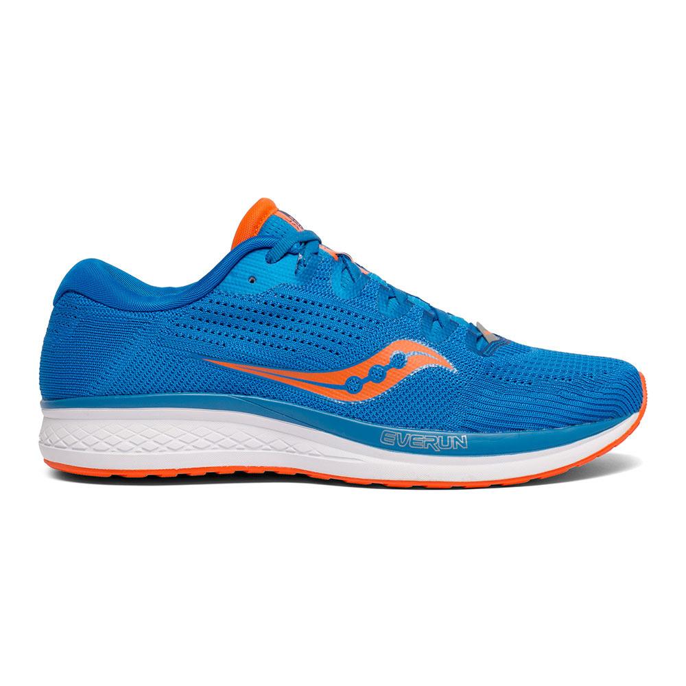 2cb28ad9215 Saucony JAZZ 21 - Zapatillas de running hombre azul/naranja ...