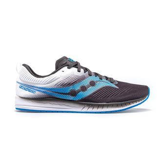 Zapatillas de running hombre FASTWITCH 9 negro/blanco
