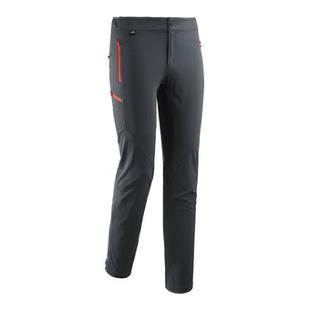 Pantalon softshell homme POWER crest black