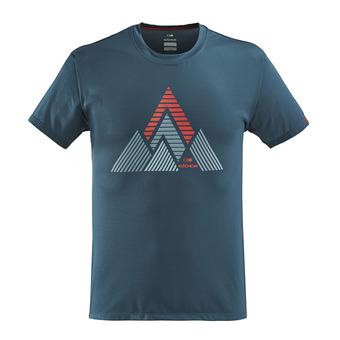 Camiseta hombre TAURUS storm blue