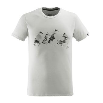 Camiseta hombre YULTON misty grey