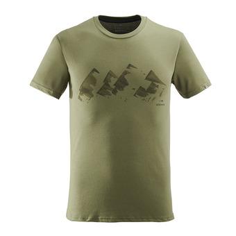 Camiseta hombre YULTON hunger grey