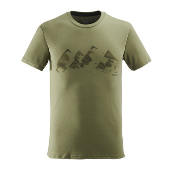 Eider YULTON - Camiseta hombre hunger grey