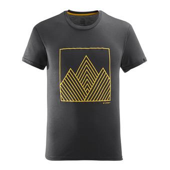 Eider KIDSTON - Tee-shirt Homme crest black