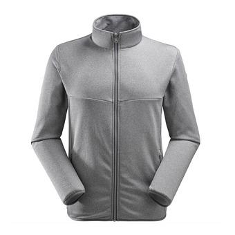 Polaire zippée homme ACCESS F-ZIP carbone grey