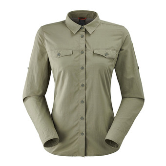 Lafuma SHIELD - Camisa mujer lichen
