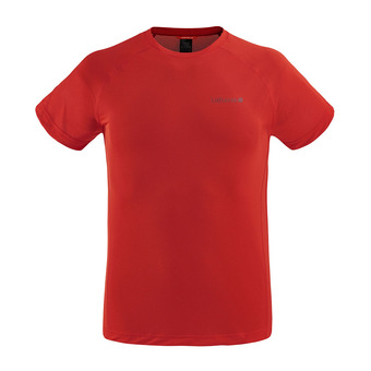 Lafuma WAY - Camiseta hombre vibrant red/barn