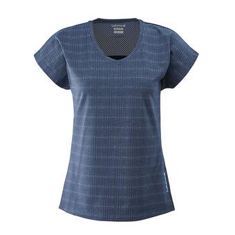 Lafuma SKIM - Tee-shirt Femme eclipse blue