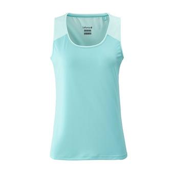Lafuma TRACK - Camiseta de tirantes mujer polar blue