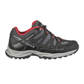 Zapatillas de senderismo hombre LAFTRACK CLIM black/dark grey