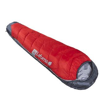 Sac de couchage +7°C YUKON 0° vibrant red