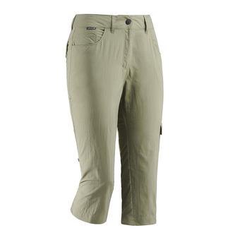 Pantalon - ACCESS 3-4 W Femme LICHEN