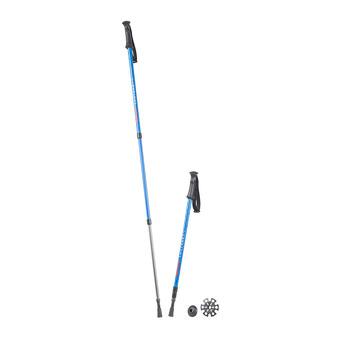 Bastón de senderismo LAUTARET blue