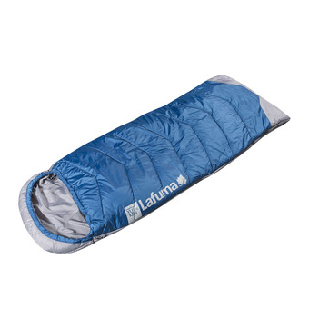 Sac de couchage 0°C/5°C - YUKON 0° XL Unisexe DARK BLUE