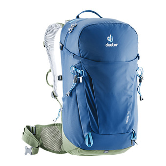 Deuter TRAIL 26L - Backpack - steel/khaki