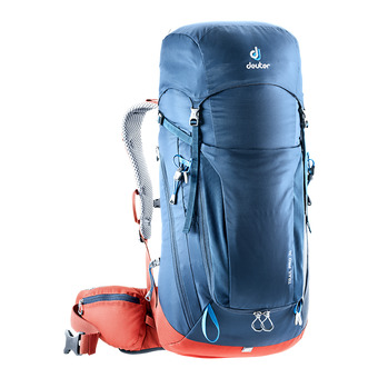 Deuter TRAIL PRO 36L - Mochila dark blue/lave