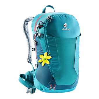 Deuter FUTURA 22L - Backpack - Women's - petrol blue/arctic blue