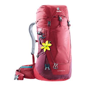 Deuter FUTURA 24L - Backpack - Women's - raspberry/brown
