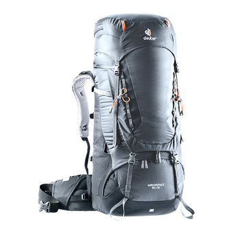 Deuter AIRCONTACT 55+10L - Backpack - graphite/black