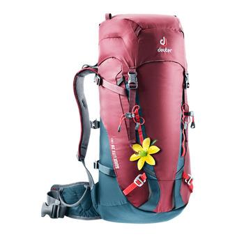 Deuter GUIDE LITE 28L - Backpack - Women's - burgundy/arctic blue