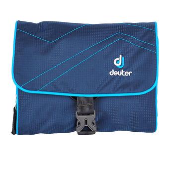 Deuter WASH BAG I - Trousse de toilette bleu nuit/turquoise